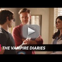The vampire diaries clip so hungover