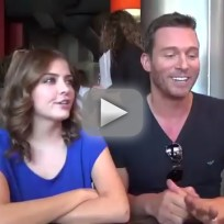 Jen Lilley and Eric Martsolf Interview, Part 2