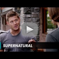 Supernatural clip brothers at work