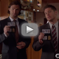Supernatural promo hibbing 911