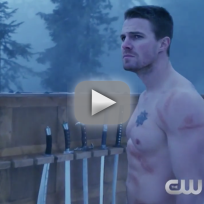Arrow promo the climb