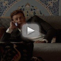 The mentalist clip you okay