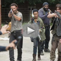 The walking dead season 5 whats ahead