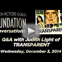 Transparents judith light q and a