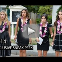 Pretty little liars clip sibling rivalry