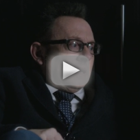 Person of interest behind the scenes