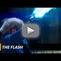 The flash season 1 return promo