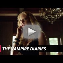 The vampire diaries clip sister with a secret