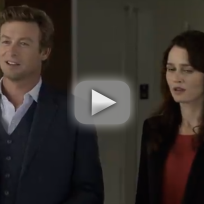 The mentalist clip the whites of his eyes