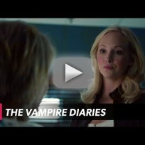 The vampire diaries clip desperate to help