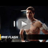 The flash promo the nuclear man