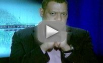 Laurence Fishburne, CSI Interview