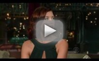 Kate Walsh on Letterman
