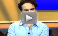 Hollywood 411 Interview with Johnny Galecki