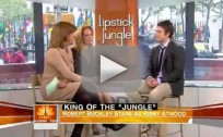 Robert Buckley on Today Show