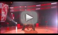 Warren Sapp and Kym Johnson: Cha Cha Cha
