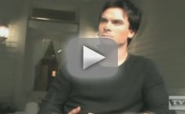 Exclusive Ian Somerhalder Interview
