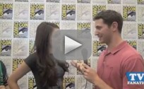 Nina Dobrev Comic-Con Interview