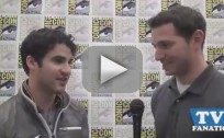 Darren Criss Comic-Con Interview