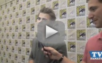 Paul Wesley Comic-Con Interview