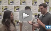 Jenna Ushkowitz and Harry Shum Jr. Interview