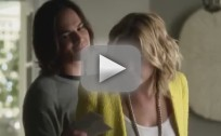 Pretty Little Liars Clip: A Surprise from Caleb