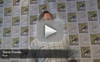 Steve Franks at Comic-Con