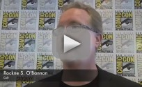 Rockne O'Bannon Comic-Con Interview 2012