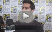 Dylan O'Brien Comic-Con Interview