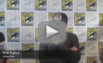 Will Patton Comic-Con Interview