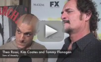 Sons of Anarchy Cast at FX Party