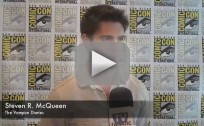 Steven R. McQueen Comic-Con Interview