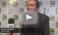 James Purefoy Comic-Con Interview
