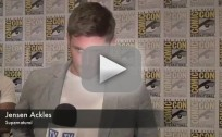 Jensen Ackles Comic-Con Interview