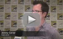 Jeremy Carver Comic-Con Interview