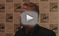 Charlie Hunnam Comic-Con Interview