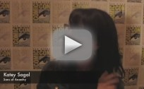 Katey Sagal Comic-Con Interview
