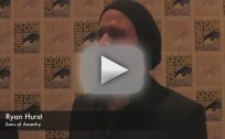 Ryan Hurst Comic-Con Interview