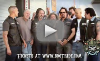 Sons of Anarchy Cast Talks Up The Boot Campaign