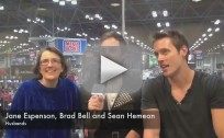 Jane Espenson, Brad Bell and Sean Hemeon Interview