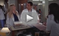 Grey's Anatomy 'I Was Made For Lovin' You' Clip - Arizona's Back!