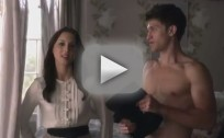 Pretty Little Liars Clip: Toby in a Towel