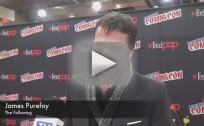 James Purefoy Interview