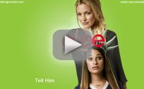 "Glee Audio Clip: ""Tell Him"""