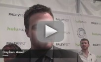 Stephen Amell PaleyFest Interview