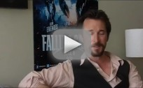 Noah Wyle Set Interview