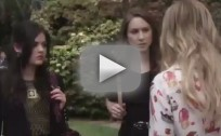 Pretty Little Liars Clip: Spies in the Car