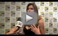 Peyton List Comic-Con Interview
