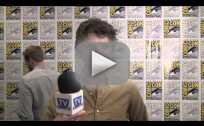 Freddie Highmore Comic-Con Interview