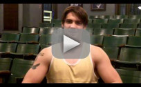 Steven R. McQueen Set Interview